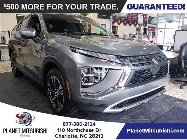 2022 Mitsubishi Eclipse Cross SEL S-AWC AWD
