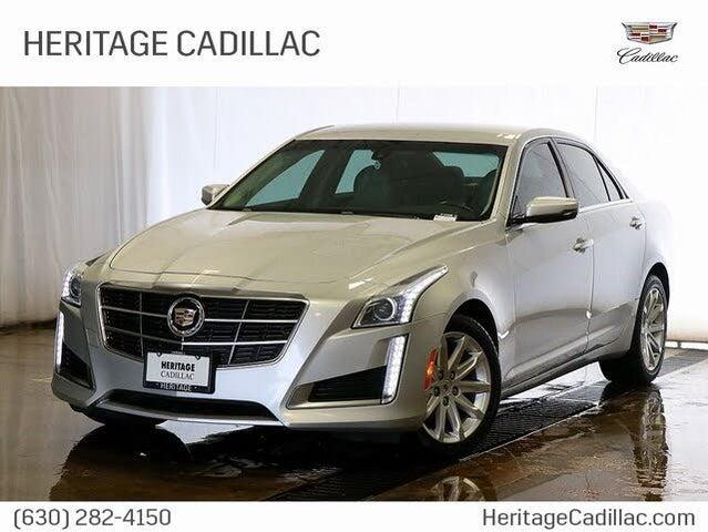 2014 Cadillac CTS 2.0T AWD