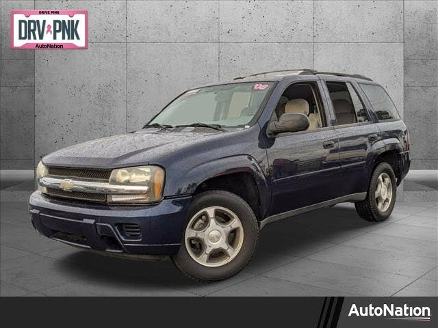 Used Chevrolet Trailblazer For Sale In Montgomery Al Cargurus