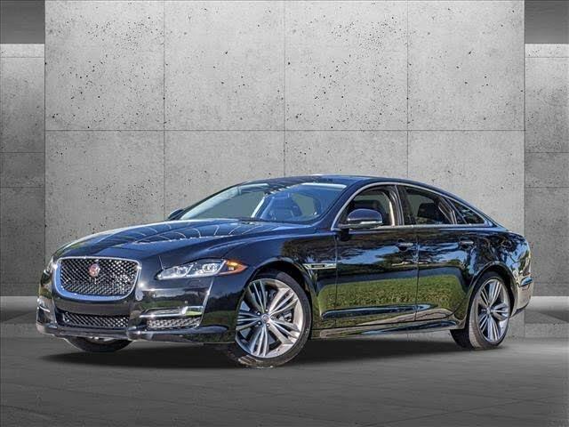 2017 Jaguar XJ-Series XJ Supercharged RWD