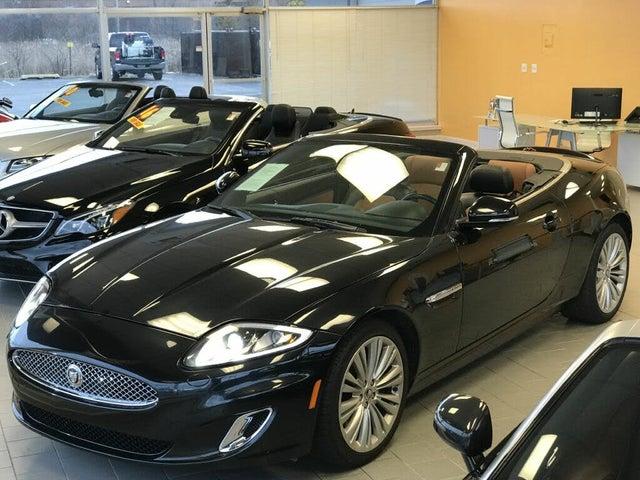2012 Jaguar XK-Series XK Convertible RWD