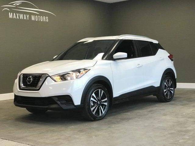 2018 Nissan Kicks SV FWD