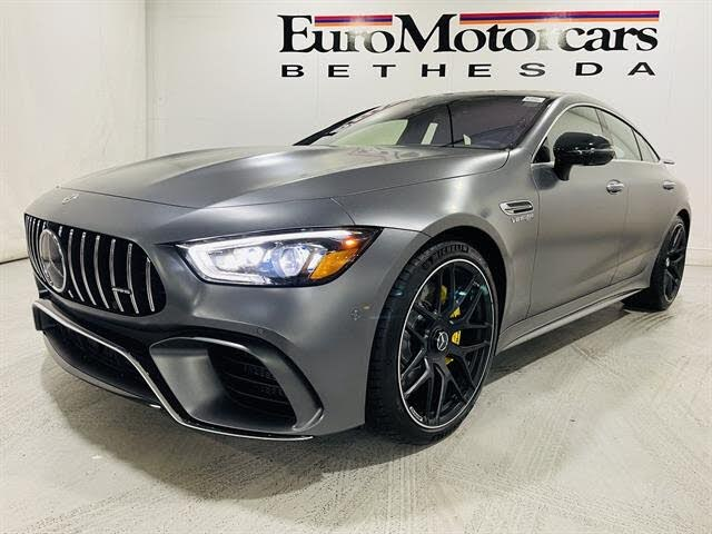 2021 Mercedes-Benz AMG GT 63 S Coupe AWD