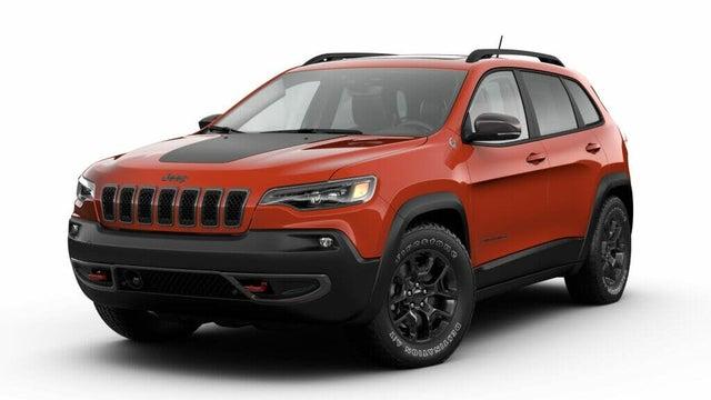 2021 Jeep Cherokee Trailhawk 4WD