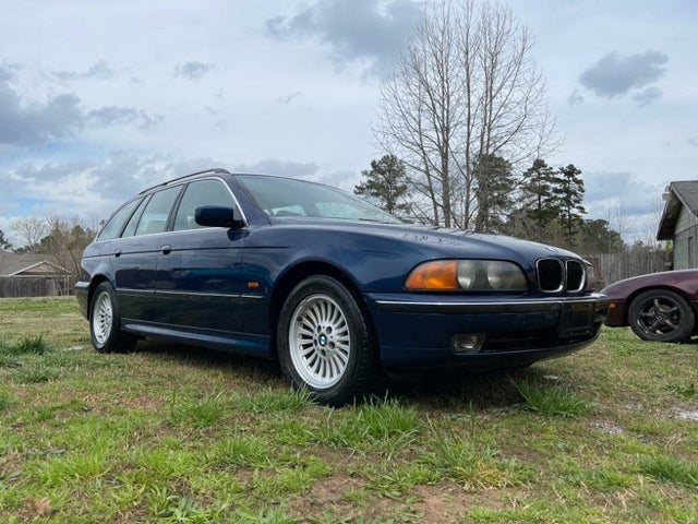 1999 BMW 5 Series 540i Wagon RWD