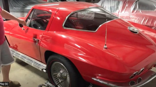 1966 Chevrolet Corvette Sting Ray Fastback Coupe RWD
