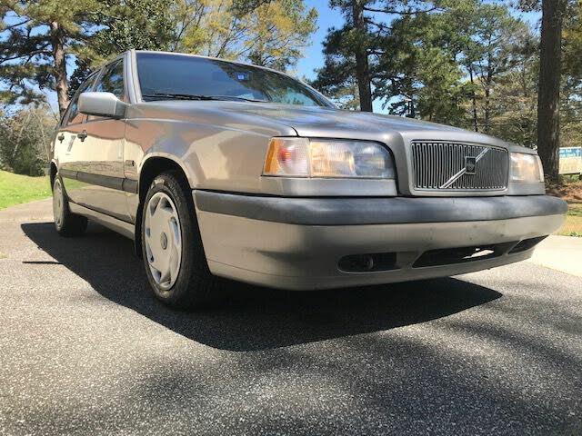 1997 Volvo 850 Sedan