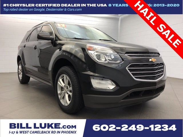 Used Chevrolet Equinox For Sale In Phoenix Az Cargurus