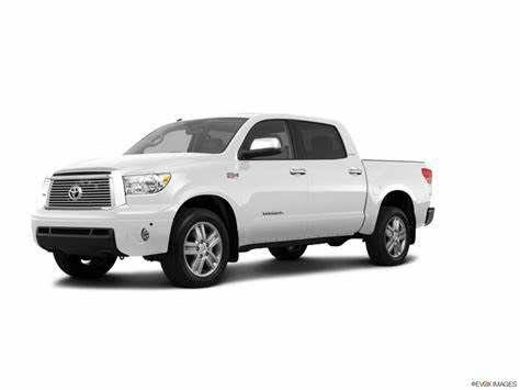 2013 Toyota Tundra Platinum CrewMax 5.7L 4WD