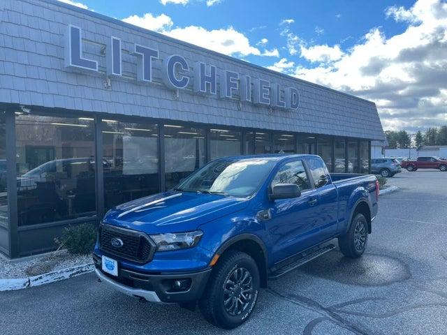 2019 Ford Ranger XLT SuperCab 4WD