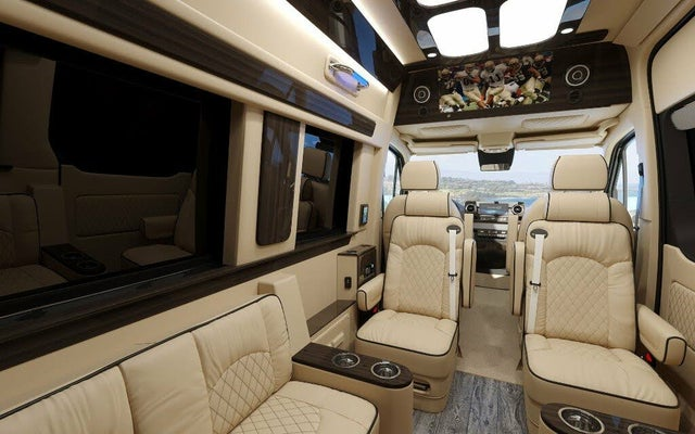 2020 Mercedes-Benz Sprinter Cargo 2500 144 V6 Standard Roof RWD