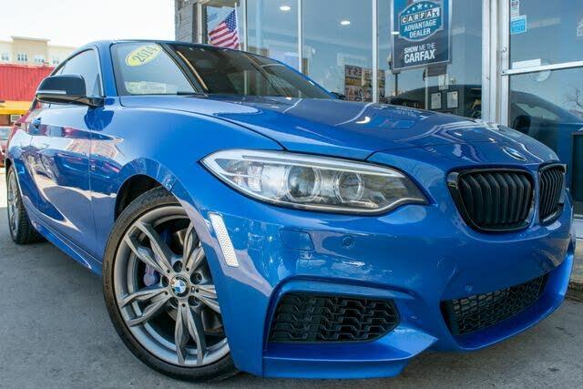 2014 BMW 2 Series M235i Coupe RWD