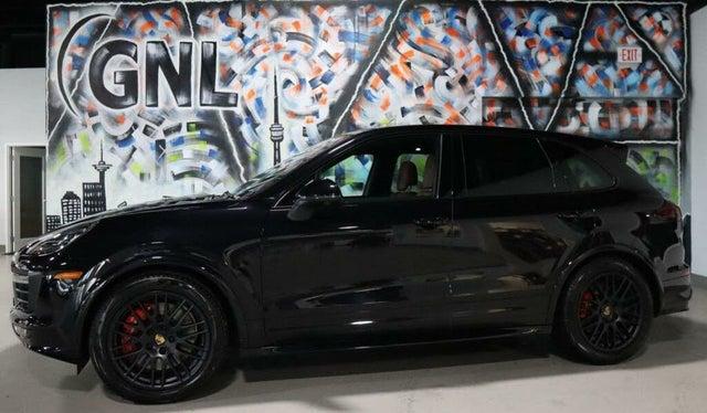 2017 Porsche Cayenne GTS AWD