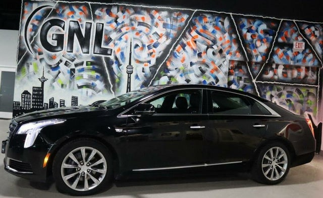 2018 Cadillac XTS Pro Livery FWD