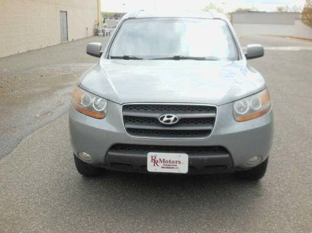 2008 Hyundai Santa Fe 3.3L SE AWD