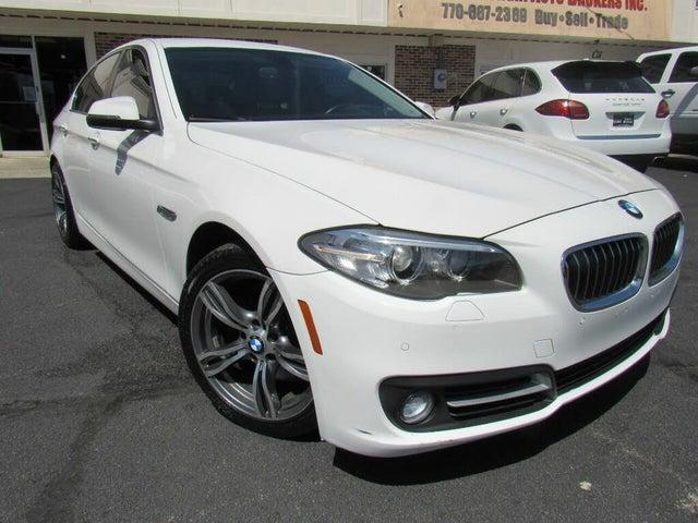 2015 BMW 5 Series 535i Sedan RWD