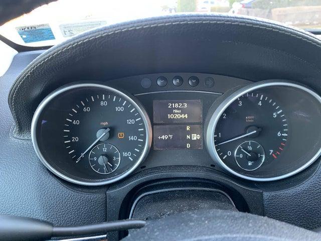 2009 Mercedes-Benz GL-Class GL 450