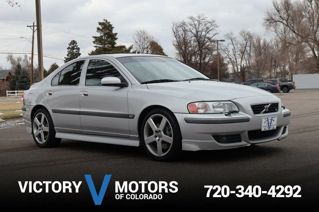 2004 Volvo S60 R Turbo AWD
