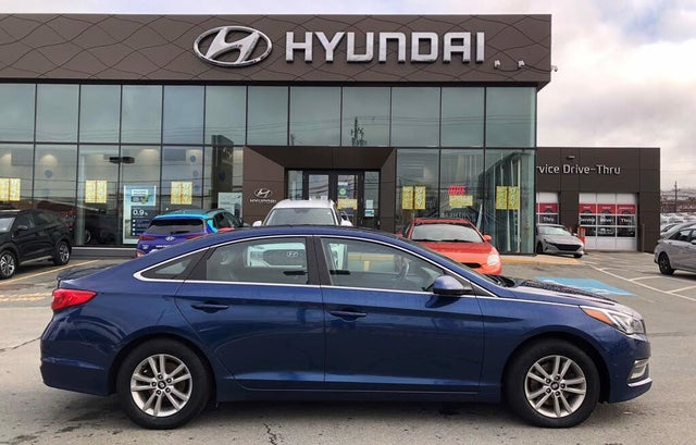 2017 Hyundai Sonata GL FWD