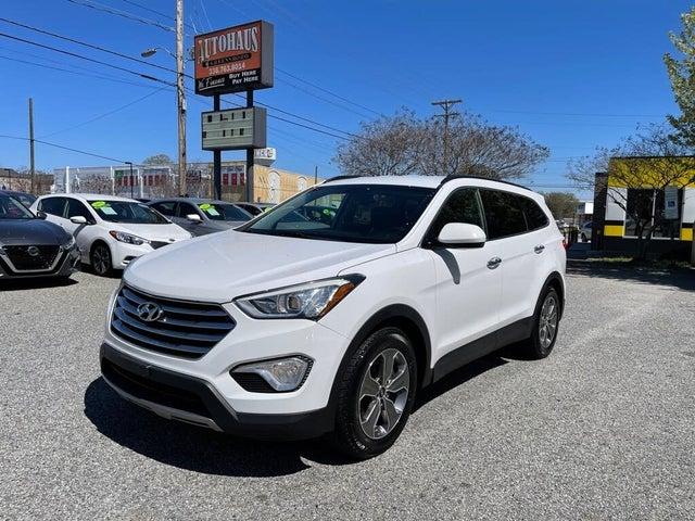 2014 Hyundai Santa Fe GLS AWD