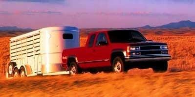 2000 Chevrolet Silverado 2500HD