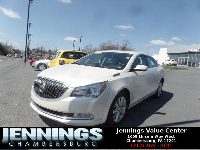 2014 Buick LaCrosse FWD