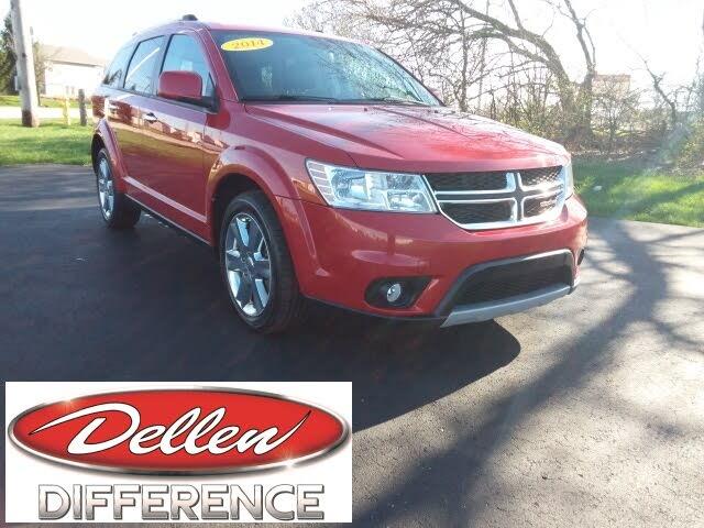2014 Dodge Journey Limited FWD