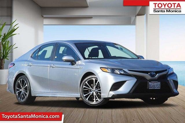 2019 Toyota Camry Hybrid SE FWD