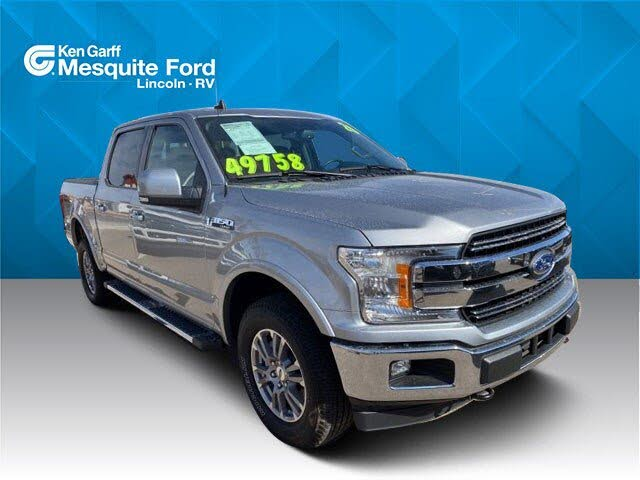 2020 Ford F-150 Lariat SuperCrew 4WD