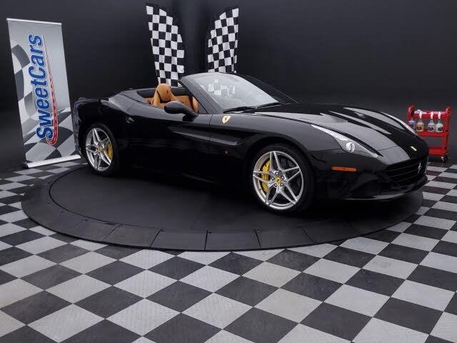 Used Ferrari California T For Sale With Photos Cargurus