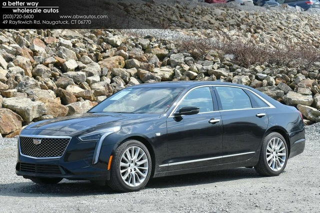 2020 Cadillac CT6 3.6L Luxury AWD