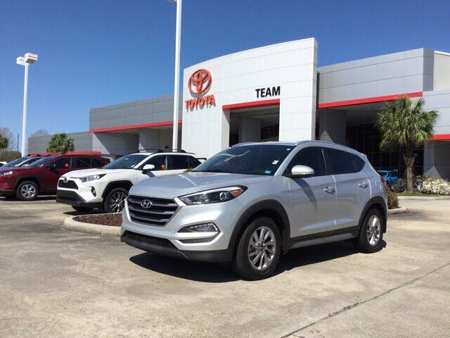 2018 Hyundai Tucson 2.0L SEL Plus FWD