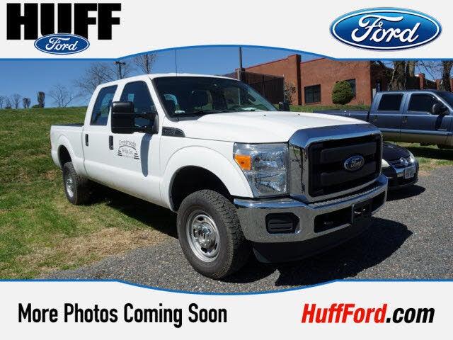 2016 Ford F-350 Super Duty XL Crew Cab 4WD
