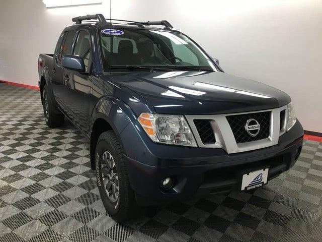 2019 Nissan Frontier PRO-4X Crew Cab 4WD