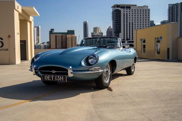 1968 Jaguar E-TYPE Series I 4.2L Coupe