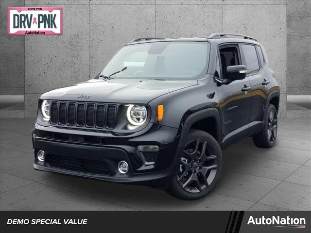 2020 Jeep Renegade Altitude 4WD