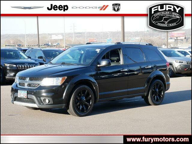 2014 Dodge Journey Limited AWD