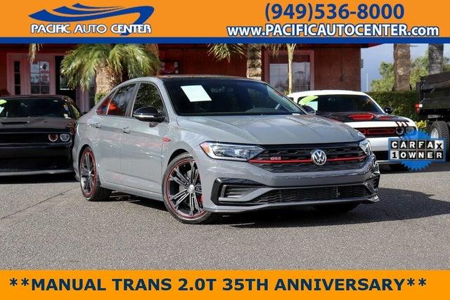 2019 Volkswagen Jetta GLI 35th Anniversary Edition FWD