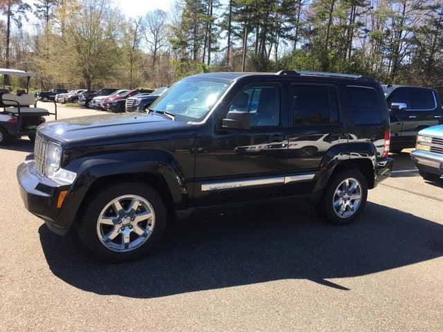 2012 Jeep Liberty Limited