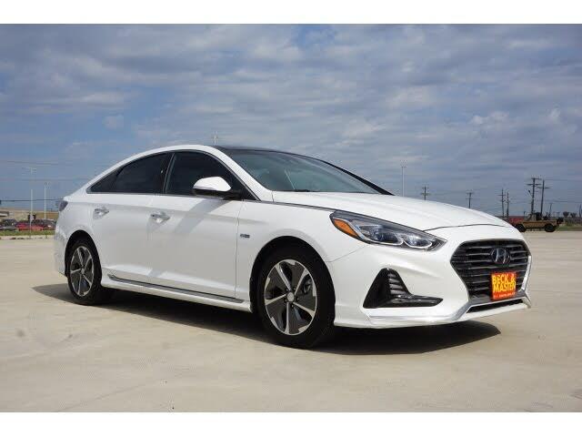 2019 Hyundai Sonata Hybrid Limited FWD