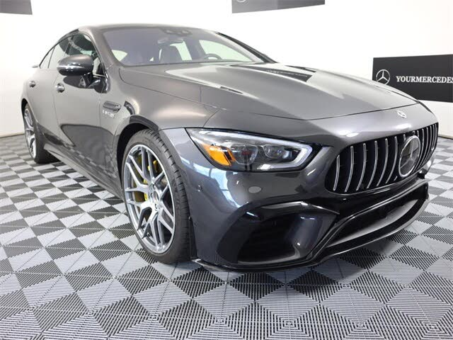 2020 Mercedes-Benz AMG GT 63 S 4MATIC AWD