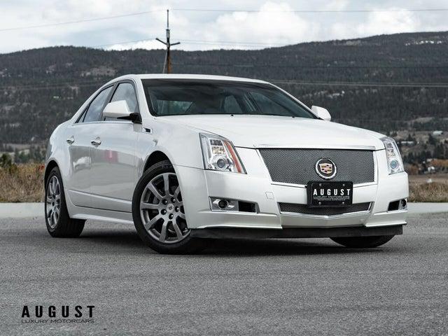 2013 Cadillac CTS 3.0L RWD