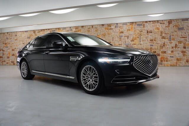 2021 Genesis G90 5.0L Ultimate RWD