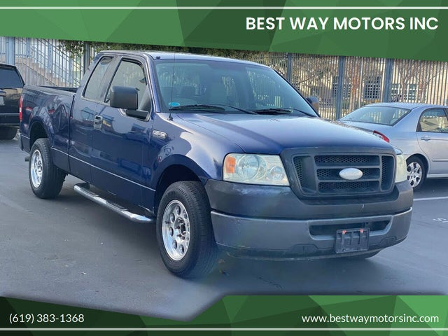 2008 Ford F-150 XL SuperCab