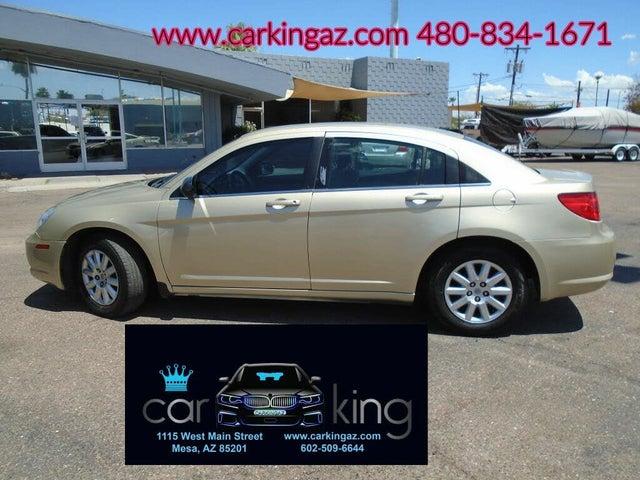 2010 Chrysler Sebring Touring Sedan FWD