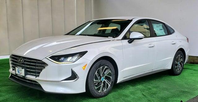 2020 Hyundai Sonata Hybrid Blue FWD