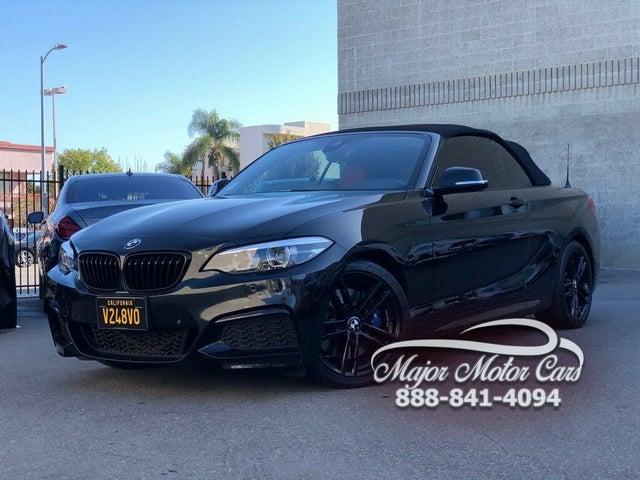 2020 BMW 2 Series M240i Convertible RWD