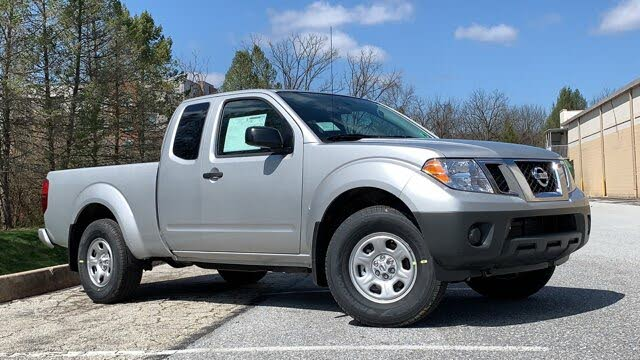 2021 Nissan Frontier S King Cab 4WD