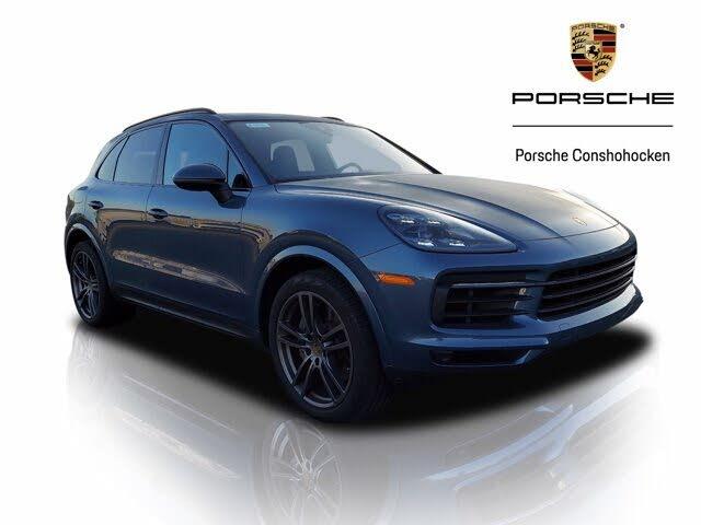 2020 Porsche Cayenne S SUV AWD