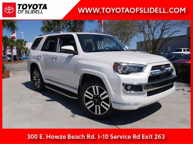 2021 Toyota 4Runner Limited RWD